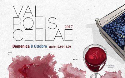 8 Ottobre – Val Polis Cellae! Cantine aperte in Valpolicella